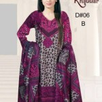 Dawood Textiles Khaddar Dresses 2013 For Women (2)
