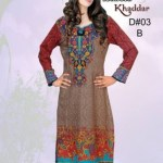 Dawood Textiles Khaddar Dresses 2013 For Women (8)