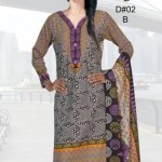 Dawood Textiles Khaddar Dresses 2013 For Women (1)