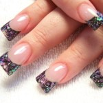 Female Nails Christmas New Year