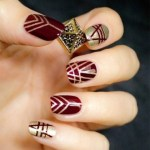 Latest acrylic nails designs collection 2013-14
