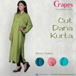 Grapes The Brand Winter Kurta Collection 2013-2014 Ladies Special (7)