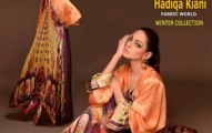 Hadiqa Kiyani Latest Winter Autumn Collection 2014 For Women (5)