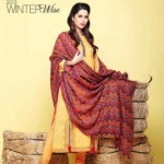 Kayseria Winter Shawls 2013-14 for Ladies (1)