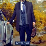 Latest Winter Suits 2014 For Men By Royal Tag (6)