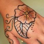 Bridal Henna Mehndi Tattoos Designs 2013-2014