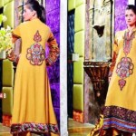Naqash volume 2 Formal Dresses 2013-14 By Shaista Cloths (11)