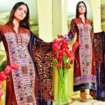 Naqash volume 2 Formal Dresses 2013-14 By Shaista Cloths (13)