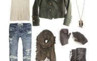Girls Polyvore Winter Accessories stylish collection