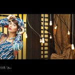 Latest Rabea Linen Women Collection 2013-14 by Shariq Textiles