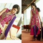 Royal Stylish Ladies Wedding Wear Collection Fashion 2014 (6)