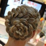 UK Western Bridal Trendy Hair Styles 2013-2014 (1)