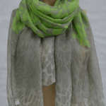 Uber Chic Beautiful Winter Scarfs Collection 2013-14 (2)