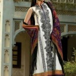 Umar Sayeed Beautiful Embroidered Winter Collection 2013-14 by Alkaram (9)