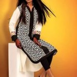 Cross Stitch Latest Elegance Winter Dress Collection 2014 (1)