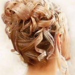 Christmas Hairstyles Long Hair Stylish Women Hairstyle