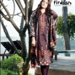 Firdous Corduroy Latest Winter Collection 13-2014 (3)