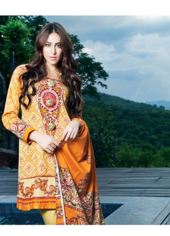 Firdous Corduroy Latest Winter Collection 13-2014 (8)