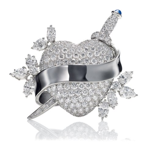 Harry Winston Christmas Party New Year Jewelry Collection (5)