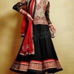 Latest Unstitched Suits Collection 2013-14 For Women By Anarkali Royal Style (11)