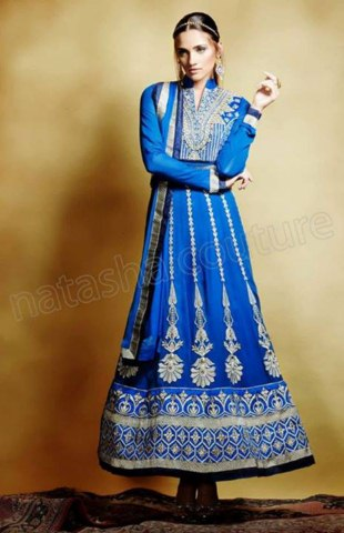 Latest Unstitched Suits Collection 2013-14 For Women By Anarkali Royal Style (6)
