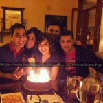 Mahnoor Birthday Party Pictures & Images With Family (2)