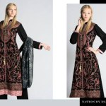 Nation Winter Dresses by Riaz Art For Women (13)