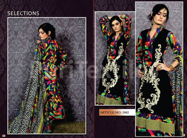 Puri Textiles Latest Embroidery Suits For Winter (1)