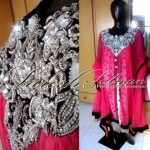 Latest Sarosh Salman Elegance Party Wear