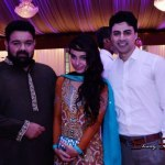 Tv Drama Actor Babar Khan Wedding Pictures with Sana Khan (4)