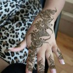 New year Indian mehndi designs