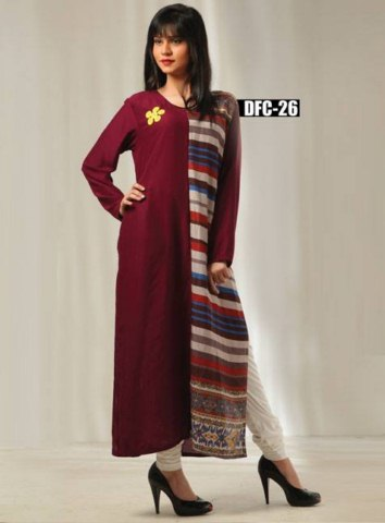 Fall Winter 2014 Dress Collection By Dicha Clothing (4)
