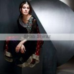 Formal Wear Suits 2014 For Women By Shab Shiraz Clothing (7)