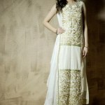 Wajahat Mansoor Winter Outfits For Women Fashion 2014 (5)