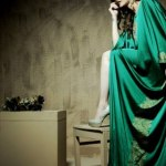 Wajahat Mansoor Winter Outfits For Women Fashion 2014 (1)