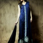 Wajahat Mansoor Winter Outfits For Women Fashion 2014 (4)