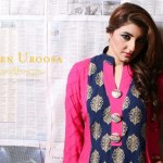 2014 women fashion exclusive collection Naveen Uroosa
