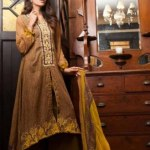 shariq Libas summer Embroidered lawn collection 2014