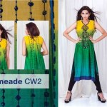 new Amazing Lawn Dresses 2014 Sitara