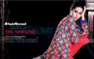 Gul Ahmed Winter Wear Collection Fall 2014 15