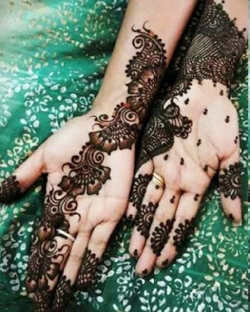 women mehndi designs 2016