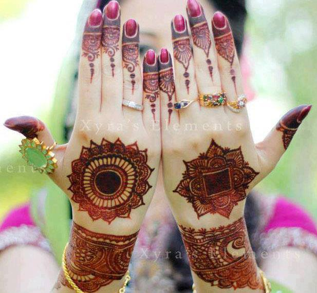 Pakistani best mehndi designs collection