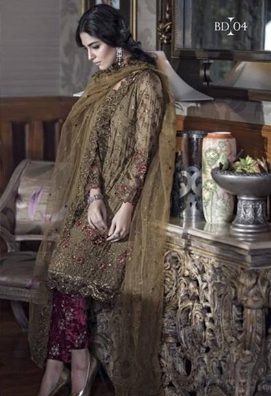Maria B party wear 2016