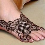 best foot mehndi designs 2016