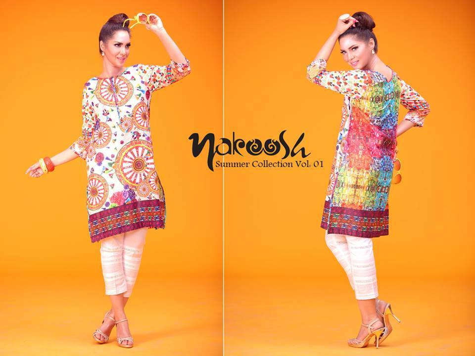 Nakoosh Summer collection 2016-2017 For Women