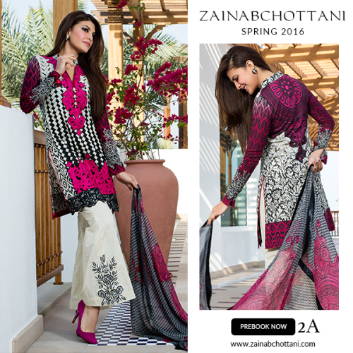 Zainab Chottani summer collection 2016