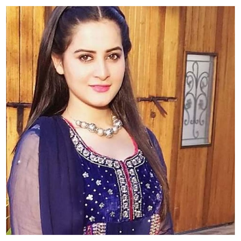 Aiman Khan Cutest Images