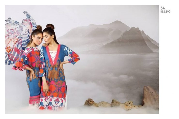 Sana Safinaz Muzlin Vol-2 Eid 2017 With Price