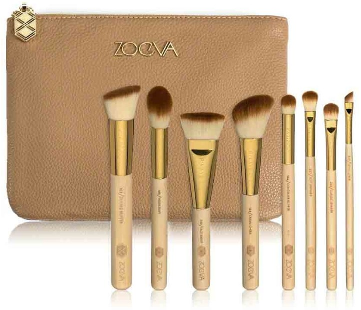 Zoeva makeup brushes