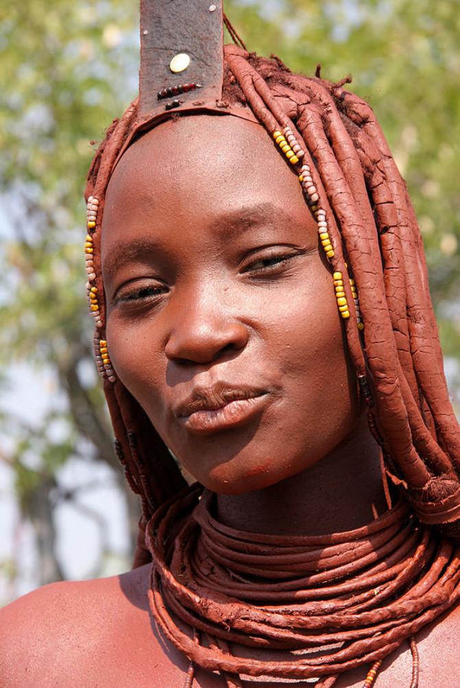 Himba Tribe Woman